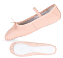 DS-333 Pink Deluxe Leather Ballets (Women)