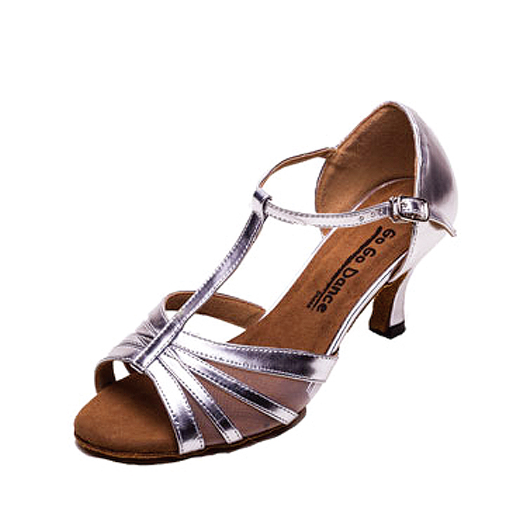 GO9872, Silver Leather / Mesh
