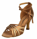 12028-52, Bronze Leather / Glitter Clearance