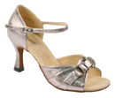 12030-42, Silver Leather Clearance