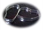 Clear Plastic Straps Strap01,