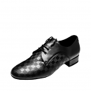 E6018, Men's Black Patent Leather Clearance