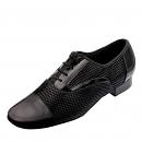 GO6015, Men's Black Patent Leather